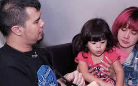 Ahmad Dhani Akhirnya Mengakui Safeea Sebagai Anak Kandung Dengan Mulan