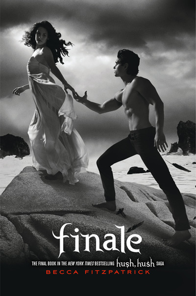 Cubierta revelada: Finale (Hush, Hush, #4)