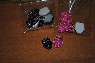 Owl Cabochons