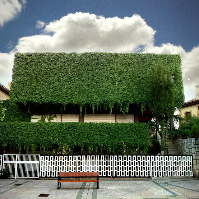 Burbuja ecológica, 2012 (cc) Abbé Nozal