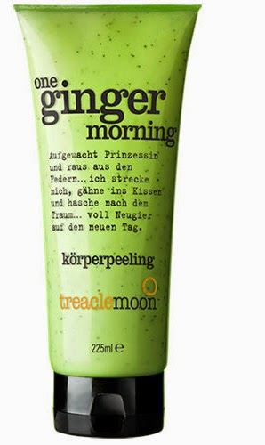 treaclemoon Körperpeeling one ginger morning