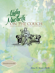 Lady Macbeth: On the Couch by Alma Bond