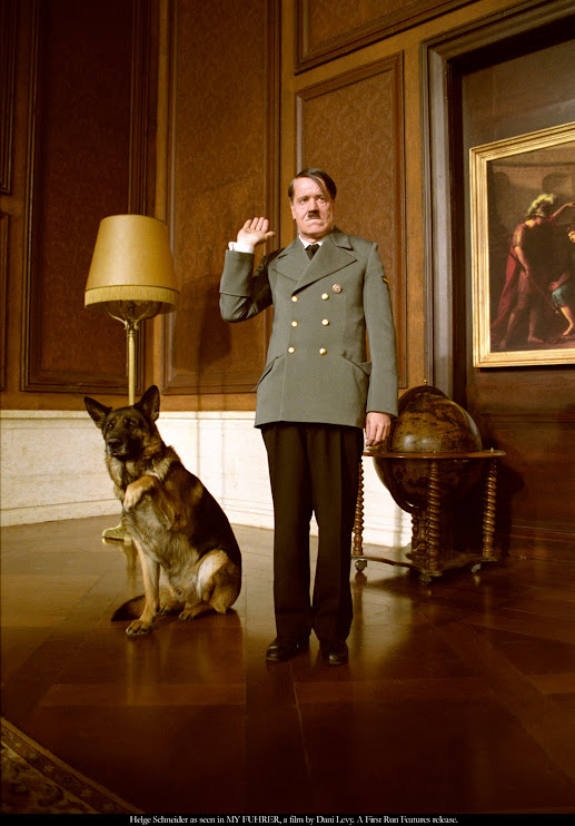 "a. Hitler from the German Comedy ""Mein Fu:hrer"""