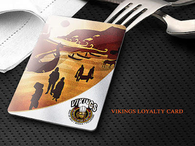 #EatLikeaViking, Reap the Rewards with the Vikings Loyalty Card