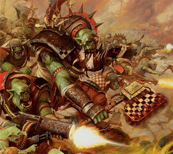 Choisir une armée (débutant W40K) Orks+02