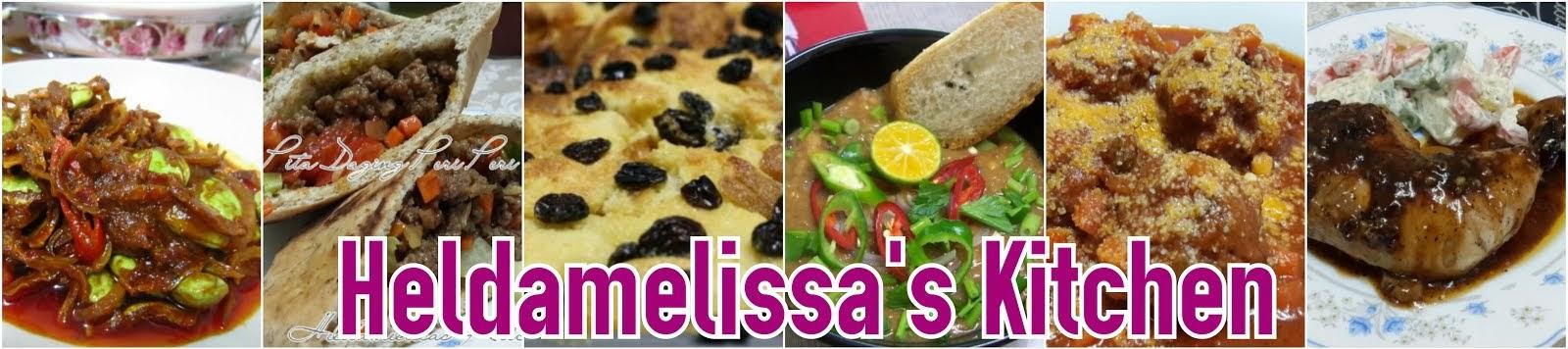 Heldamelissa's Kitchen