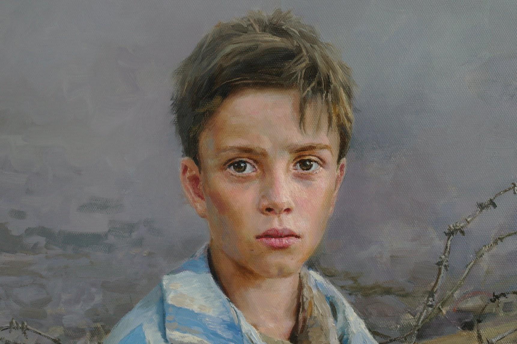 Vladimir Davidenko Liberated detail