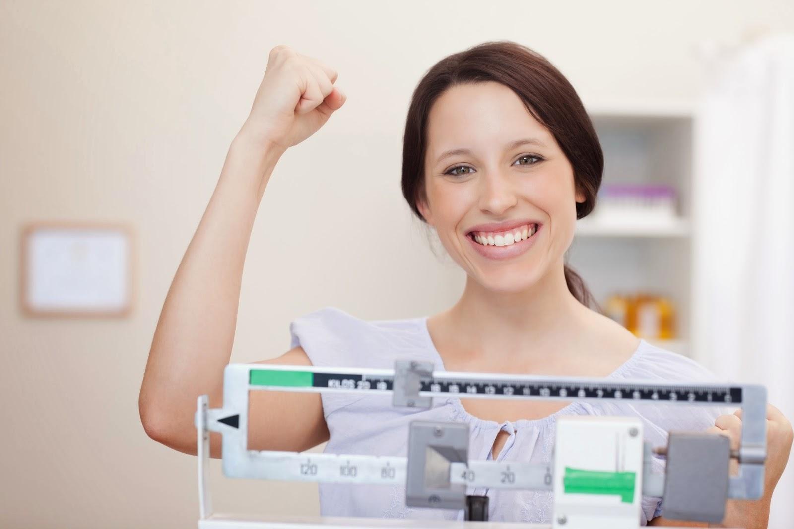 Manten un peso saludable