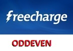 Freecharge Recharge Offer ODDEVEN offer