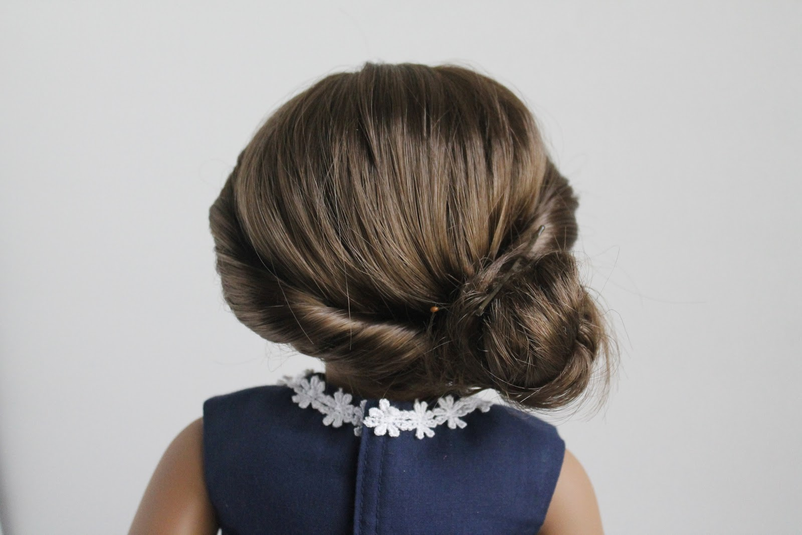 American Doll Hairstyles Step By Step American Girl Doll