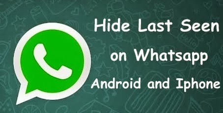 كيفية إخفا أخر توجد على  Whatsapp في الأندرويد و الأيفون