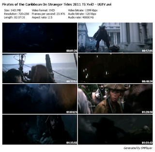Pirates of the Caribbean On Stranger Tides (2011) TS XViD AC3 HQ Hive-CM8