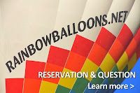 Rainbow Balloons Official Webpage