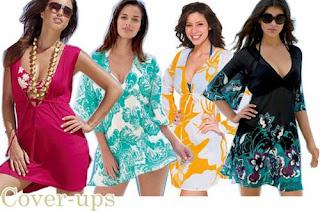 fotos de vestidos de praia