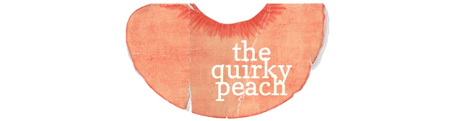 the quirky peach