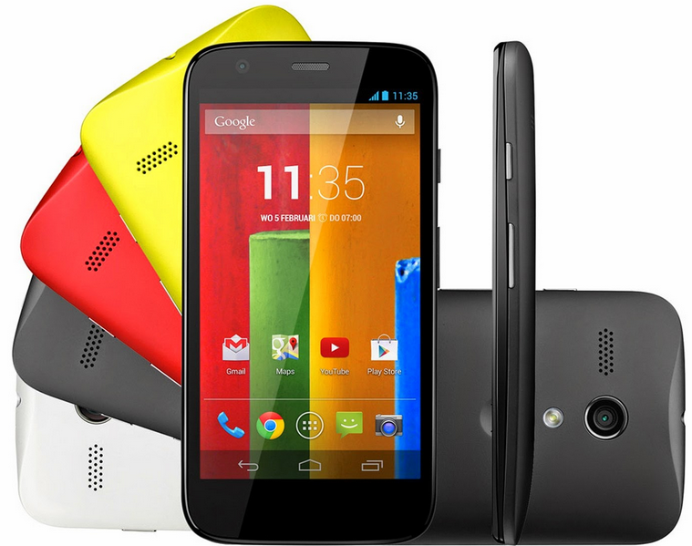 Motorola Moto G, Harga Murah Android Kitkat