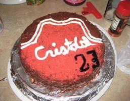 Healthy Recipe Update Fudge CakeChicago BullsMichael Jordan Birthday
