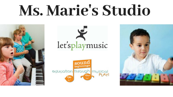 Let's Play Music with Marie Guthrie