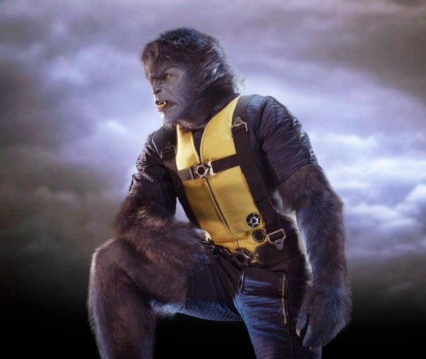 X Men First Class Beast All Things X: Xcite! X...
