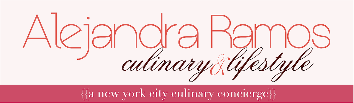 Alejandra Ramos: Culinary &amp; Lifestyle