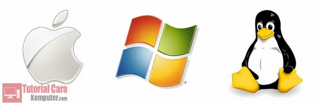 Pengertian dan Fungsi Sistem Operasi Komputer - TutorialCaraKomputer.com