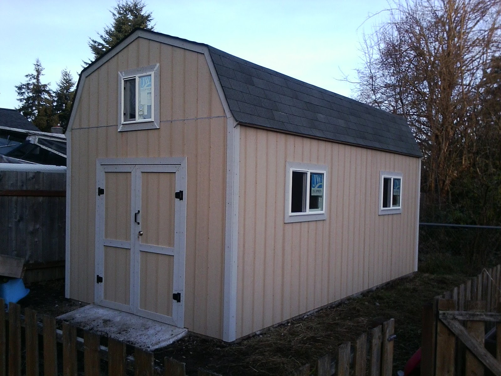 Affordable storage sheds barn style sheds for Barn storage shed