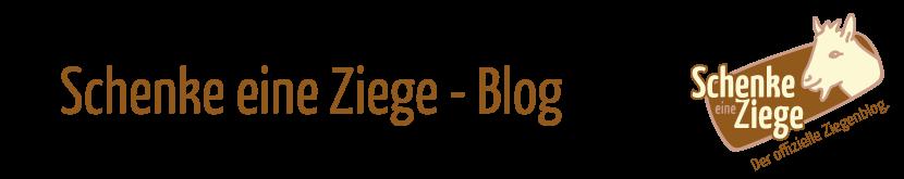 Schenke eine Ziege Blog