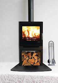 Poêle à bois Vitae Heat Design CASHIN
