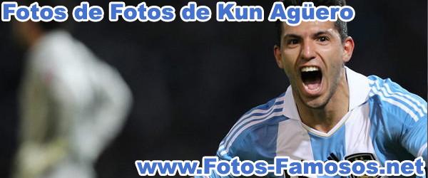 Fotos de Kun Agüero