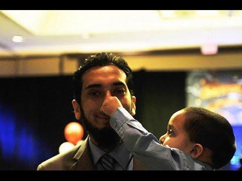 Cara Nouman Ali Khan mengajarkan shalat kepada anak-anak