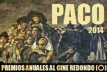 7ª edición PREMIOS PACO