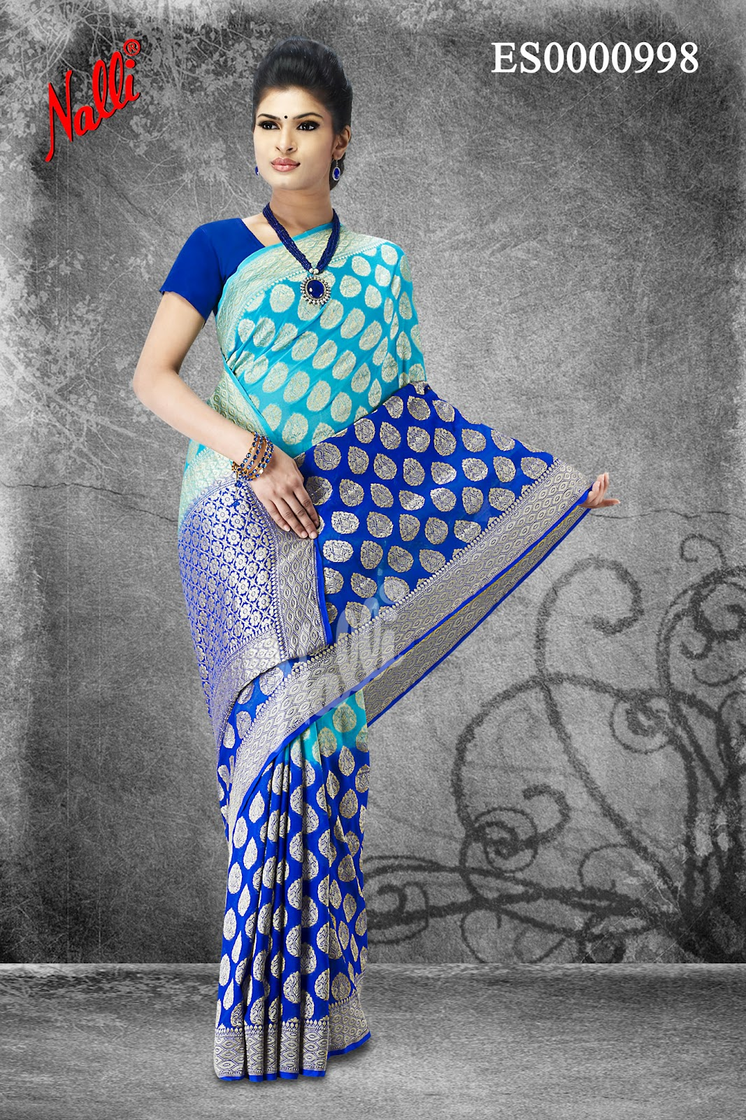 Nalli Silks Latest Designs