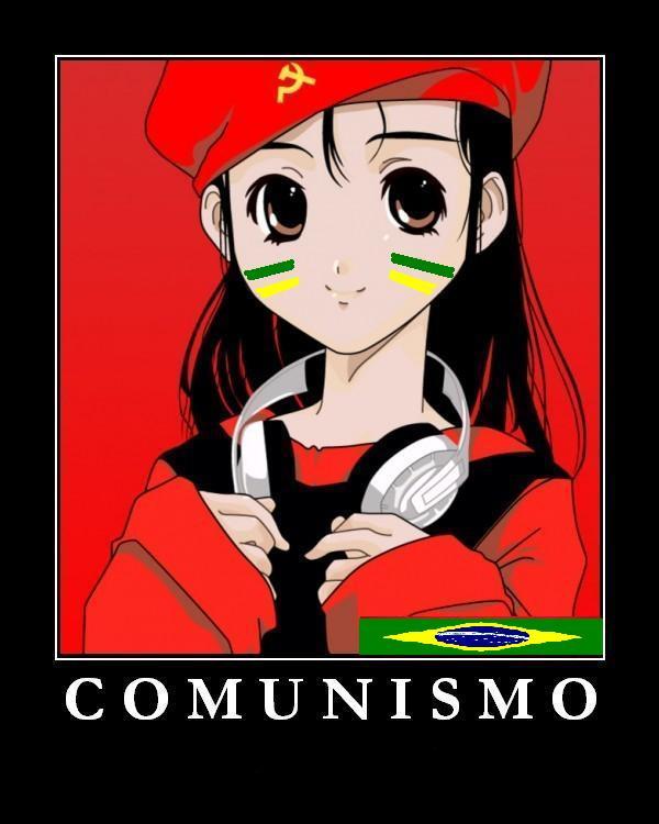 Garota comunista