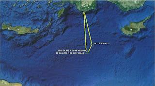 Νίκος Λυγερός - Η νήσος Στρογγύλη αποτελεί το ανατολικότερο σημείο της Ελλάδας και βασικό παράγοντα διαμόρφωσης του εύρους της ελληνικής ΑΟΖ