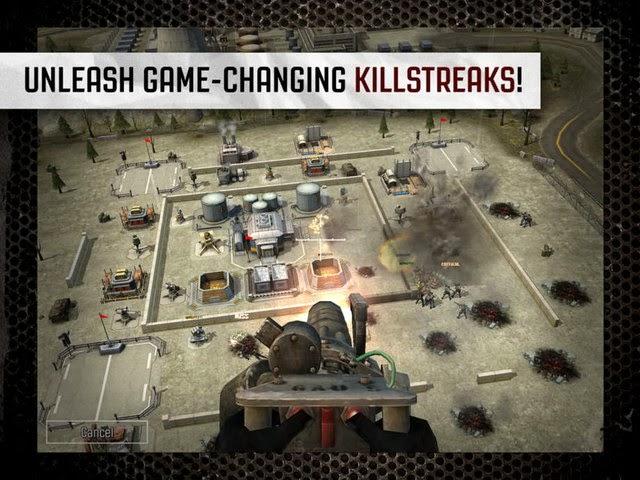 تحميل لعبة HERO Call Of Duty مجاناً لأجهزة ويندوز فون,