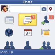 تحميل برنامج الفيس بوك لهواتف نوكيا ونوكيا أشا Facebook for NOKIA ASHA 305-S40
