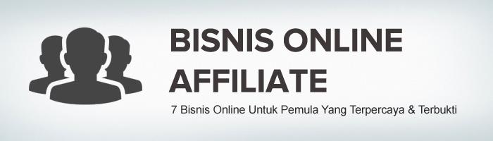 Bisnis Online Affiliate