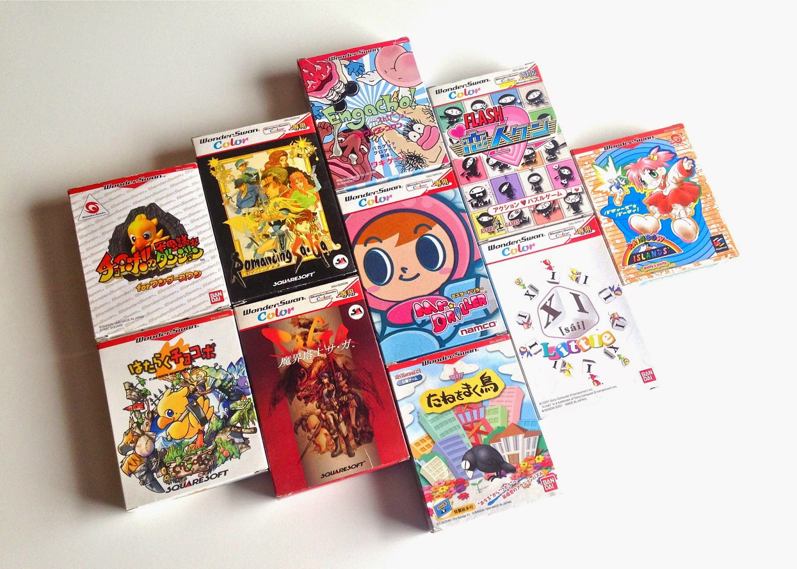 Color game japanese - Reason 408 I M A Bat Sh T Crazy Gamer I Now Own 10 Wonderswan Games But I Still Don T Own A System That Will Allow Me To Play Any Of Them