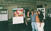 Exposição na Oswaldo Cruz