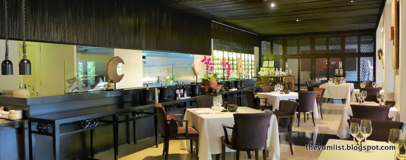 The Restaurant, The Club, Valentine's Menu, Saujana Resort