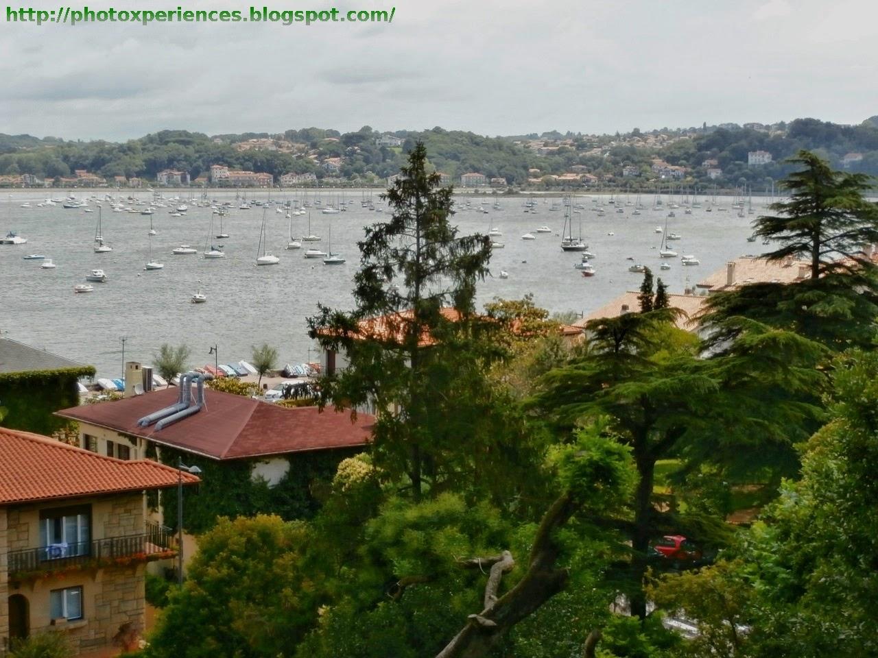 Río Bidasoa a su paso por Hondarribia - Fuenterrabía