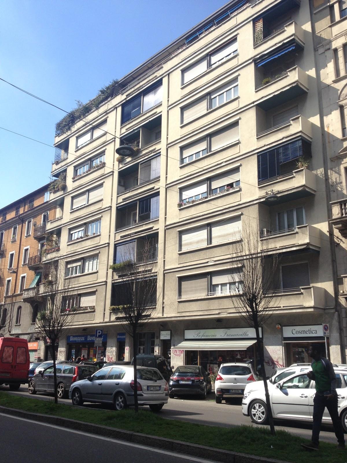 Urbanfile milano zona monza viale monza 87 - Arredo bagno viale monza milano ...