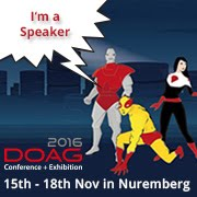 I am a speaker @ DOAG 2016