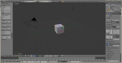 3D-Programm Blender