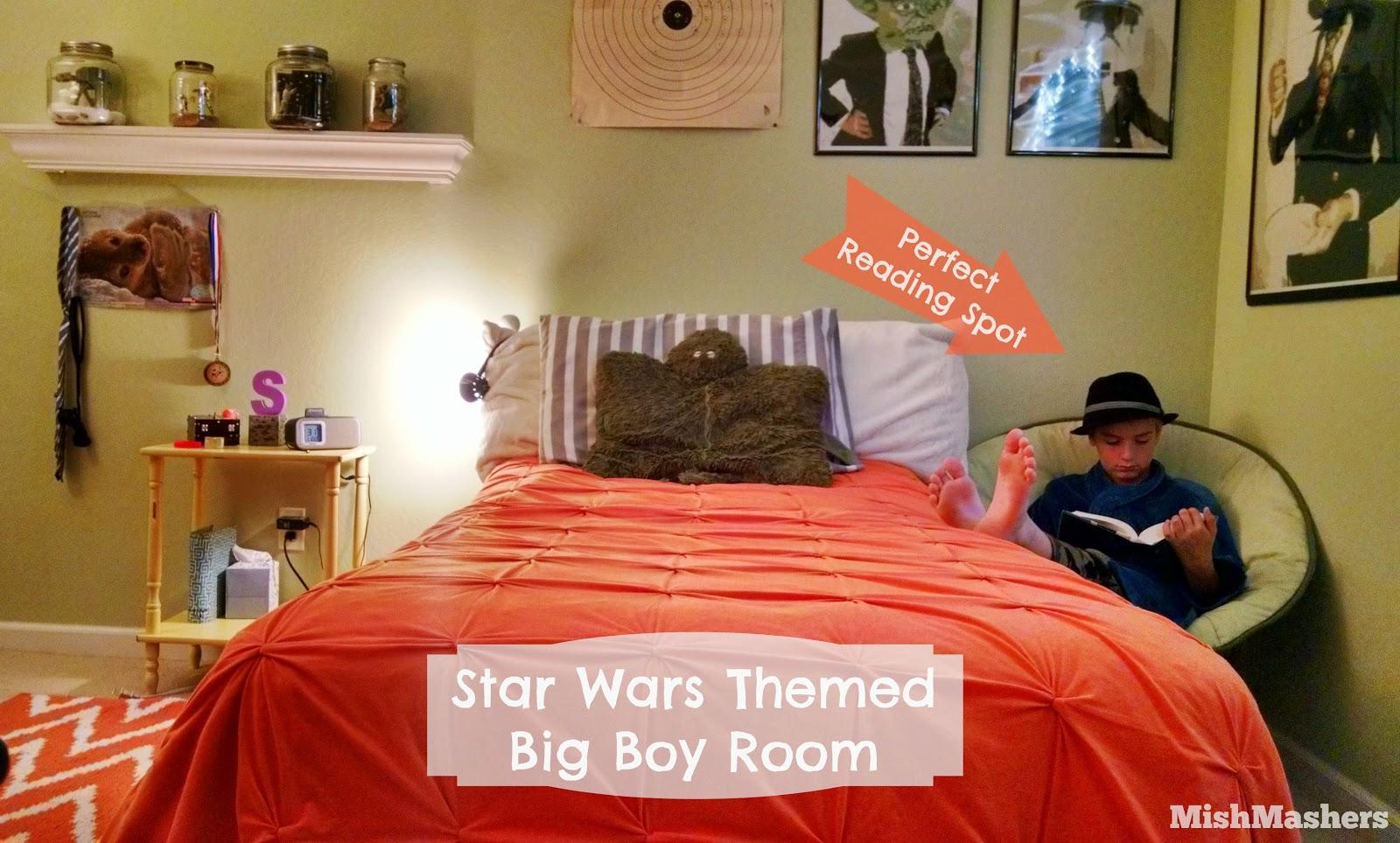mishmashers star wars bedroom