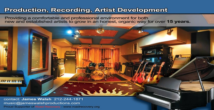 NYC Music Producers & Top Recording Studio in Manhattan