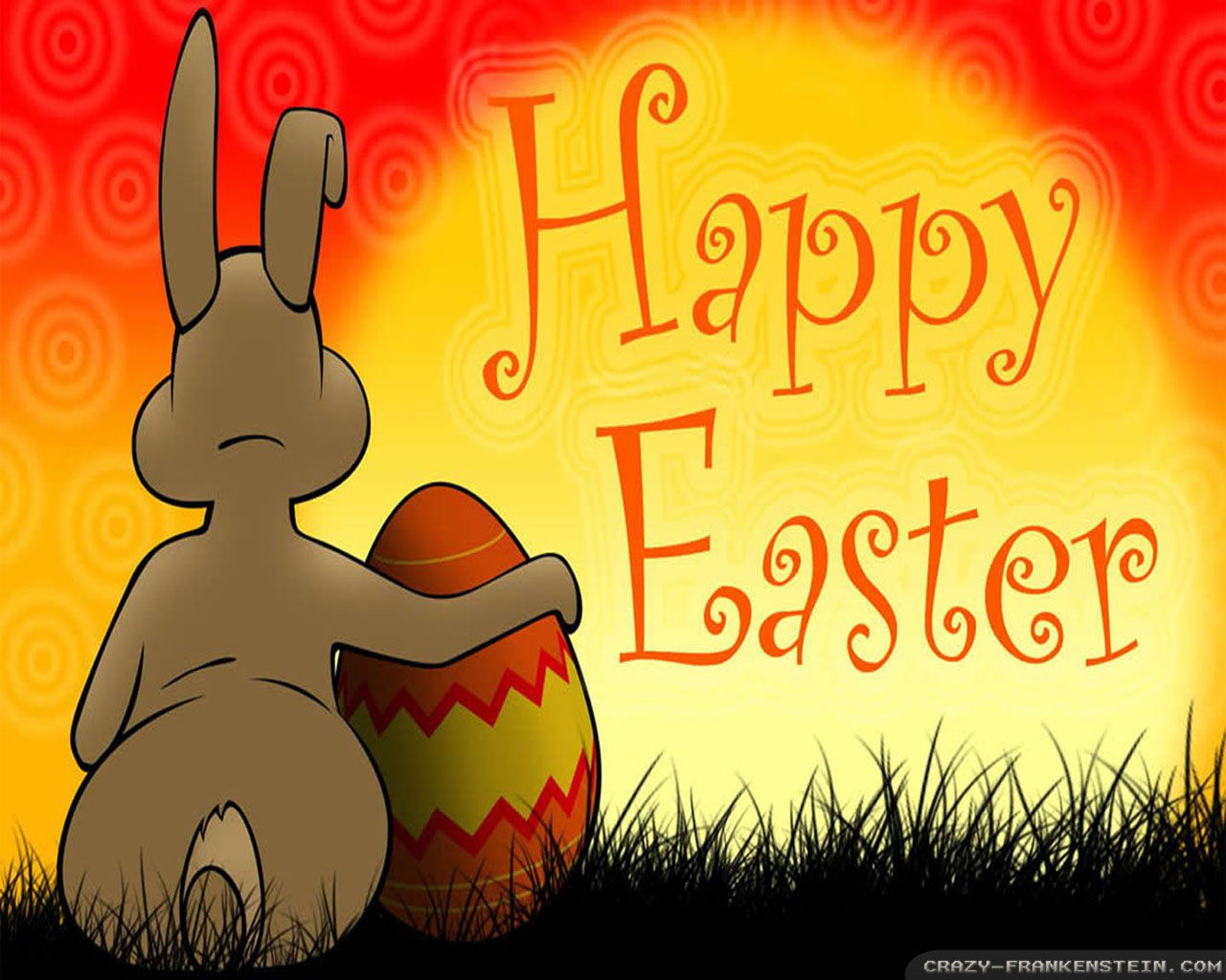 Funny Wallpaper Desktop: Easter Bunny Clip Art Pictures