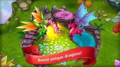 Dragon World Android