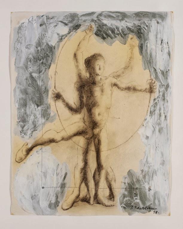 1928+Programa+Ballets+rusos+Tchelitchew,
