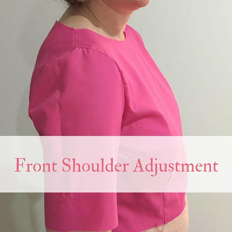 1 Puddle Lane Shoulder Adjustment